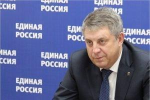Медиарейтинг губернатора Александра Богомаза выбрался из седьмого десятка