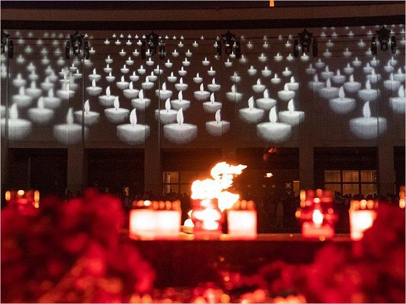 Жители Брянской области 22 июня смогут зажечь свою памятную свечу в Музее Победы