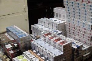 В Брянске изъято около миллиона пачек контрафактных сигарет