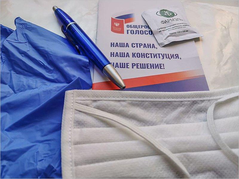 Избирательные участки на всероссийском голосовании открылись по всей стране