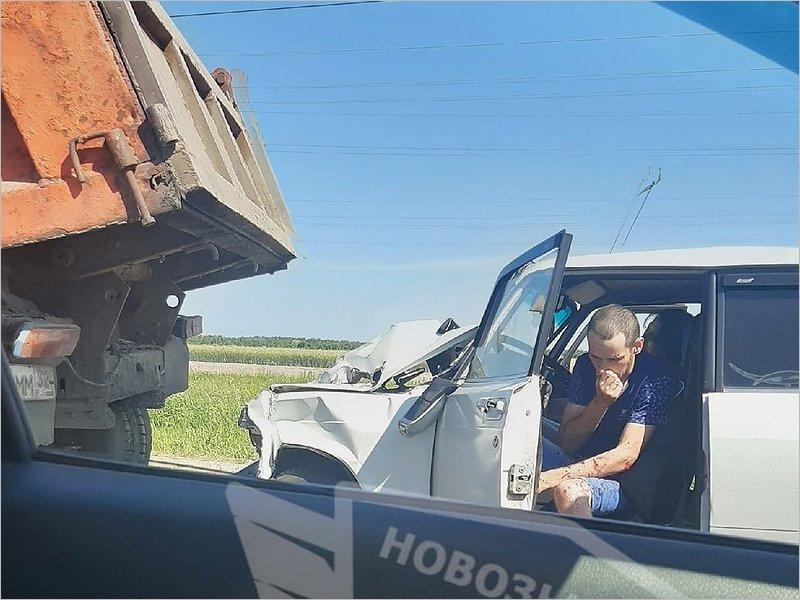 В Новозыбкове молодой женщине разорвало почку в ДТП