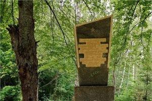 В Дубровском районе отремонтирован памятник сожжённой деревне