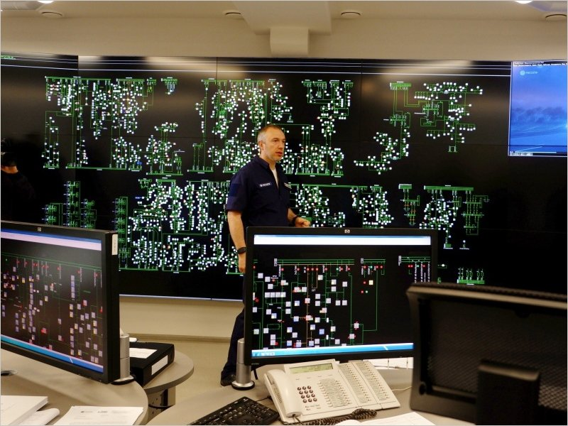 «Цифровой РЭС»: более 1000 электросетевых объектов в Центральной России и Приволжье оснащены интеллектуальным оборудованием