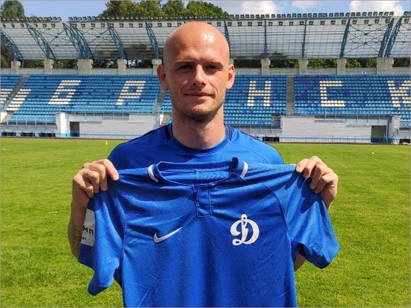 Брянское «Динамо» подписало полузащитника из «Севастополя»