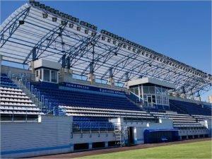 Брянский стадион «Динамо» сертифицирован для проведения игр в ФНЛ