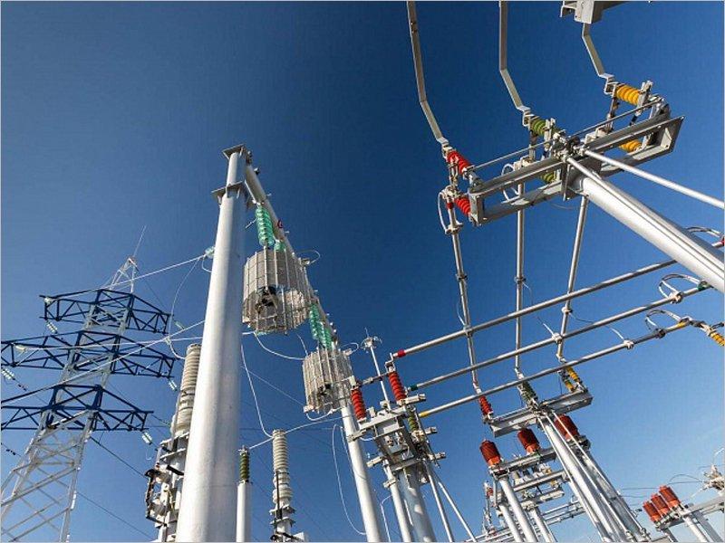 Потребление электроэнергии в Брянской области в августе снизилось год к году