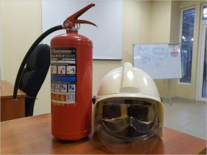 На брянском заводе «Термотрон» прошли противопожарные учения
