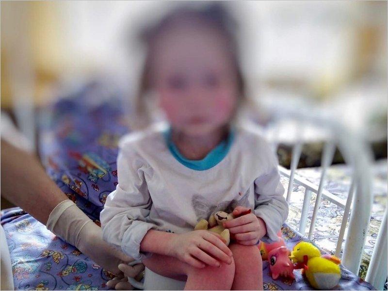 В Брянске задержана приёмная мать госпитализированной семилетней девочки-маугли