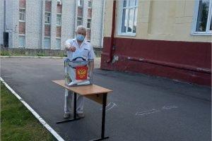 Руководитель белорусского землячества Николай Голосов проголосовал за поправки в Конституцию России