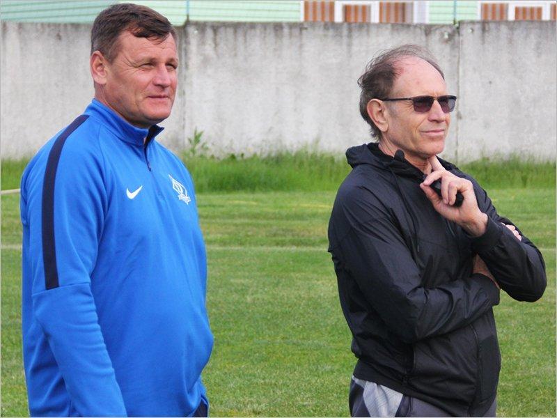 В ФНЛ «Динамо» придётся очень много играть, но мало тренироваться — Перевертайло