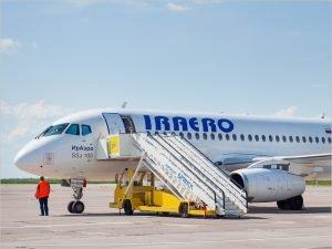 Авиакомпания «ИрАэро» переносит рейсы из Брянска в Крым