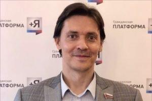 «Гражданская платформа» выдвигает на пост брянского губернатора Дмитрия Корнилова