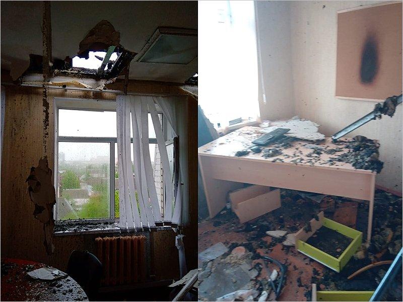 «КП-Брянск» выпустила свежий номер, несмотря на сгоревший офис