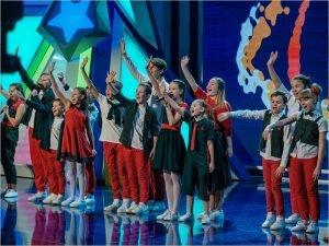 «Школьная сборная Брянской области» вновь участвует в телешоу «Детский КВН»