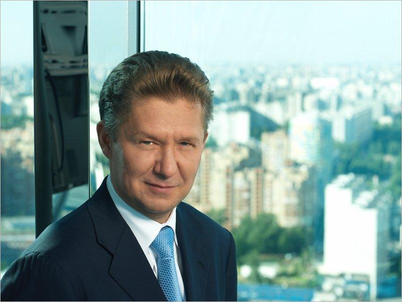 «Газпром работает уверенно. Наш запас прочности высок» – Миллер