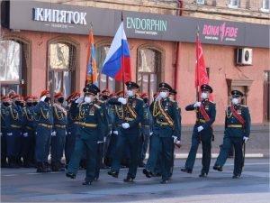 Прямая трансляция Марша Победы на «Брянской губернии» начнётся в 10.00