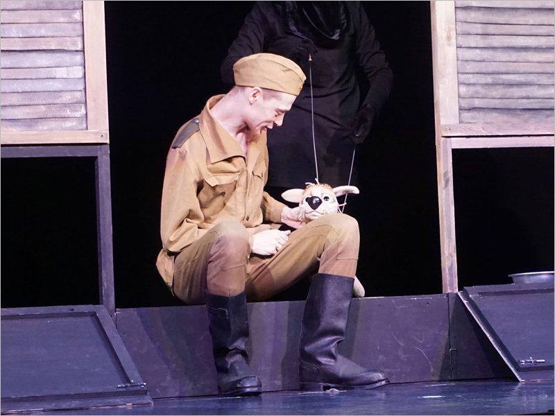 Брянский театр кукол  даёт онлайн-премьеру спектакля в честь 75-летия Победы