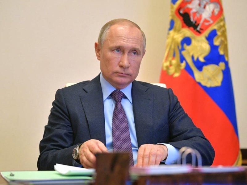 Путин объявил о повышении НДФЛ до 15% «для богатых» и продублировал выплаты на детей до 16 лет