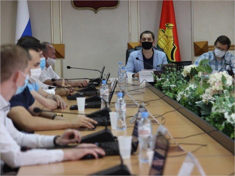 «Брянск – город для бизнеса»: горсовет обсуждает проект консолидационной интернет-площадки