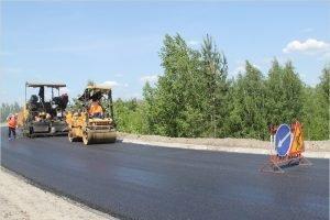 Ремонт путепровода на брянской объездной будет завершён к концу июля