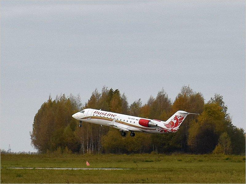 Авиакомпания «Руслайн» снизила цены из Брянска в Калининград и убрала один рейс