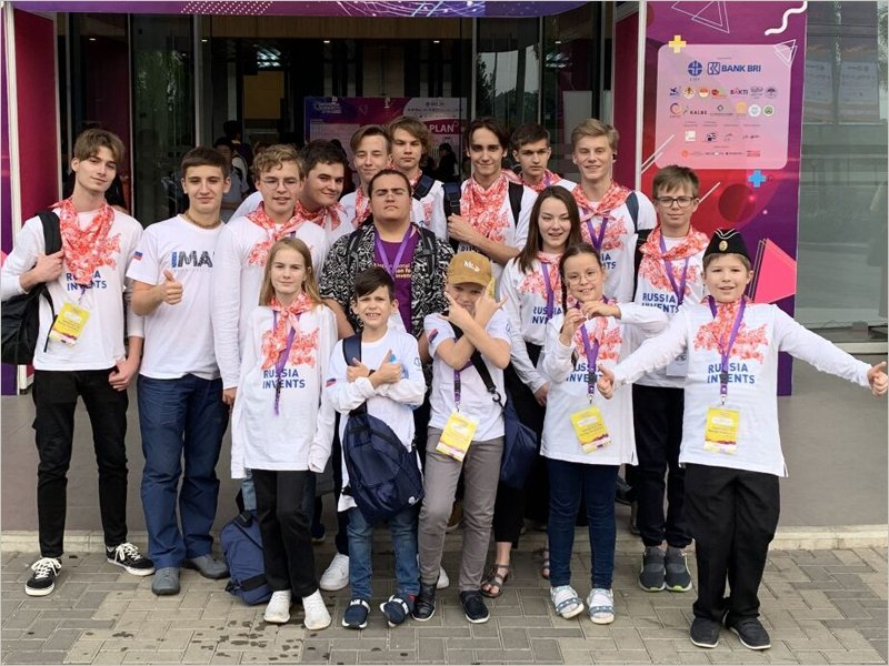 Юные брянские таланты приглашаются к участию в международной выставке изобретателей