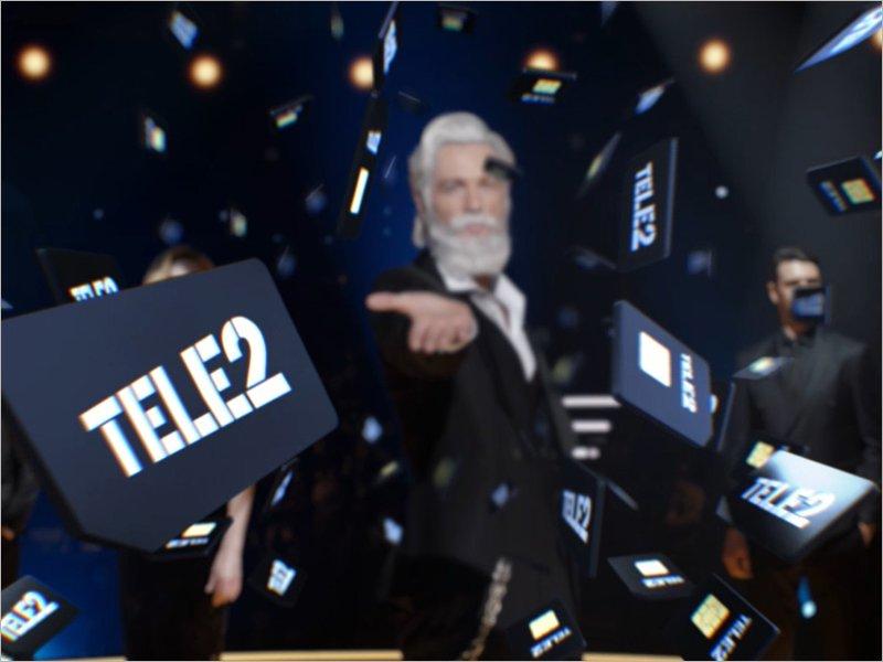 Абоненты Tele2 стали разговорчивее — с начала года проговорили внутри сети 32 миллиарда минут