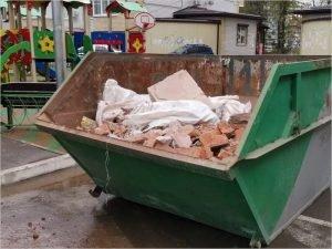 В России выросли штрафы за нарушения при выбрасывании строительных отходов