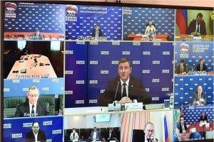 Александр Богомаз пригласил секретаря Генсовета «Единой России» в Брянскую область
