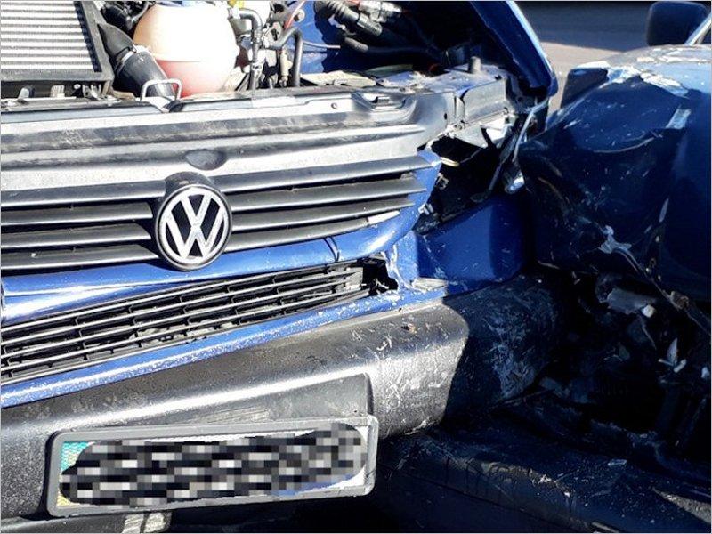 В автокатастрофе на трассе между Почепом и Мглином пострадали пять человек