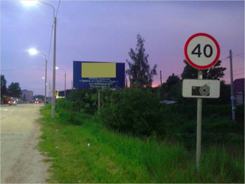 После смертельной аварии перед посёлком Шибенец появился знак «40»