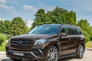 В Брянске  судебные приставы взыскали 215 тыс. рублей долгов по штрафам в обмен на Mercedes GLS