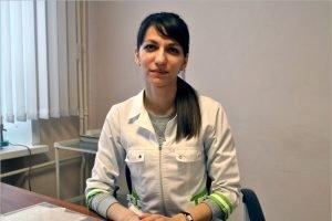 Любовь Абрамочкина: Я испытываю удовольствие от того, что лечу людей