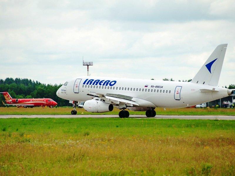 Из аэропорта «Брянск» впервые вылетели два рейса разных авиакомпаний по одному направлению
