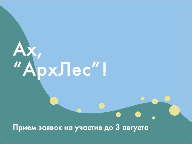 «АрхЛес» в Брянске:  пять дней на проектирование, три дня на строительство