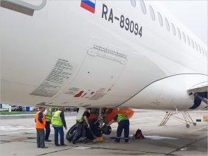 Из брянского аэропорта вылетел отменённый во вторник рейс в Краснодар