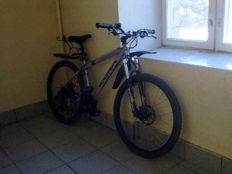 «Украл, выпил — в тюрьму»: уголовник из Бежицы, чтобы «догнаться» спиртным, продал чужой велосипед