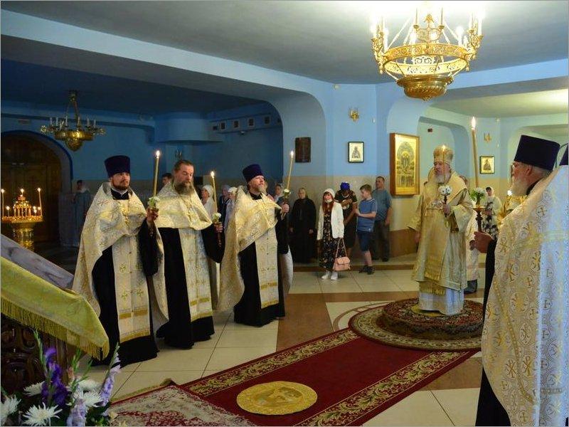 Русская православная церковь отмечает День крещения Руси