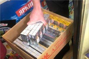 Брянским полицейским провели семинар с рейдом по местам распространения нелегальных сигарет