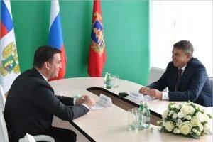 Министр сельского хозяйства назвал брянского губернатора грамотным сельхозуправленцем