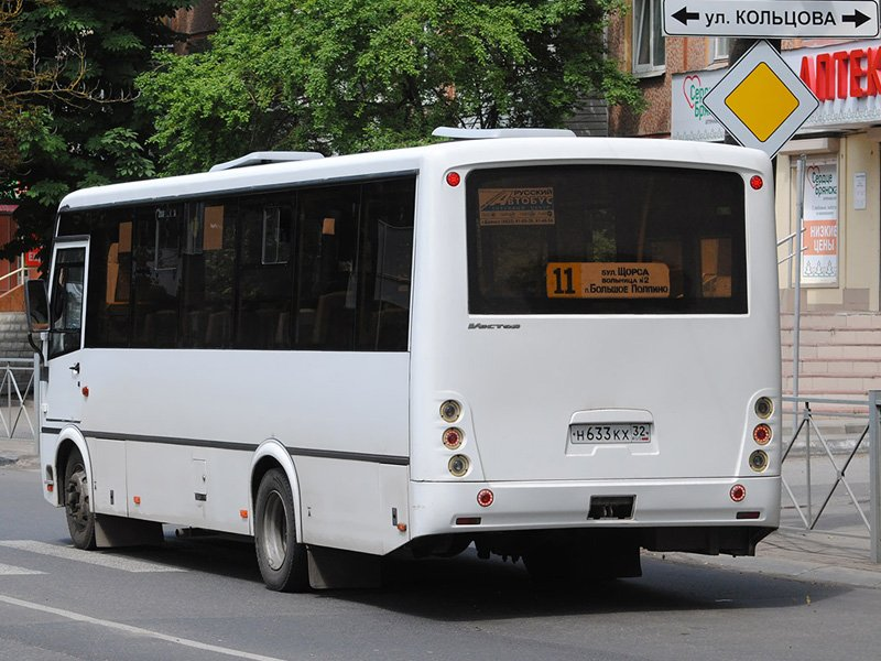 Автобус №11 в Брянске запустили через центр Советского в Бежицу