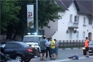 Брянская полиция разыскивает свидетелей ДТП со сбитым пешеходом на Ульянова 12 июля
