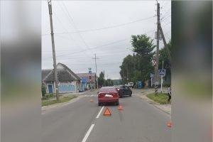 В Новозыбкове в одном ДТП пострадали двое пешеходов