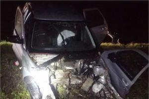 «Обочинщик» спровоцировал массовый ночной завал на трассе «Украина». Тяжело травмированы трое