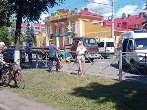 В Брянске ищут свидетелей смертельного ДТП со сбитой краном женщиной 20 июля