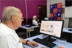 Четвёрка брянских киберпенсионеров представила регион на Всероссийском чемпионате по компьютерному многоборью