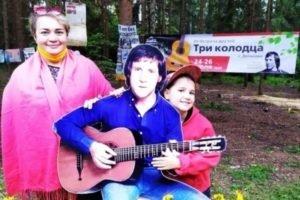 Сорокалетие со дня смерти Владимира Высоцкого в Дятьково отмечают слётом «Три колодца»