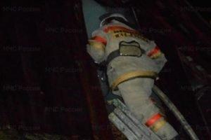Жертвами пожара в брянском посёлке Белая Берёзка стали два человека