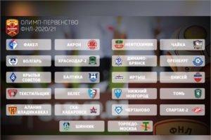Брянское «Динамо» получило утверждённый календарь на сезон-2020/2021