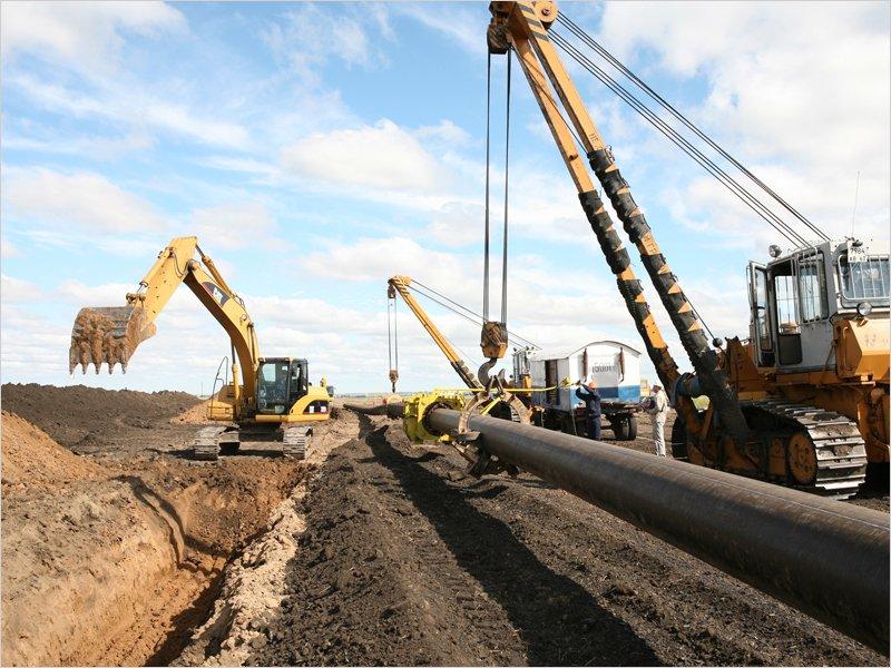 В Брянской области будут построены два новых газопровода